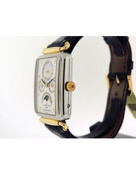 Ulysse Nardin Michelangelo 18k Yellow Gold/Stainless Steel 164.44