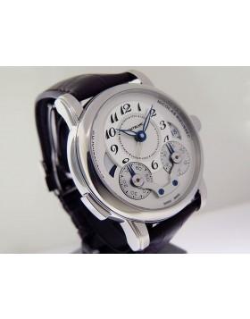 Mont Blanc Chronograph Nicolas Rieussec GMT 102337
