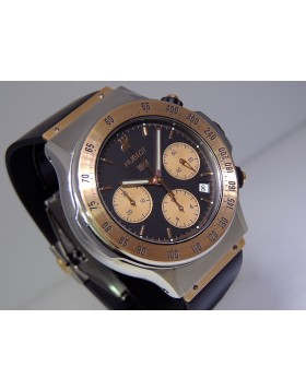 Hublot Classic MDM SuperB Chronograph Yellow Gold/Steel 1920.7