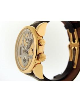Parmigiani Fleurier Hermisphere Tonda 18k Rose Gold PFc231-1000100-HA1241