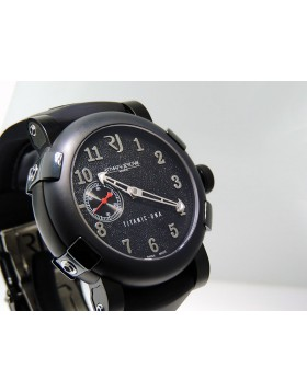 Romain Jerome Titanic DNA All Black Ceramic Bezel 46mm T.BBBBB.00.BB