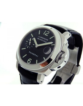 Panerai Officine Luminor Marina  Pam48  BB1010109 40mm Auto Retail $7200