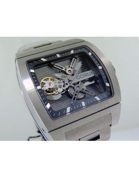 Corum Titanium Bridge Tourbillon Skeleton 022.710.04/V250