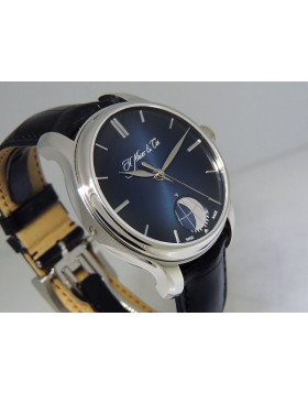 H. Moser & Co. | Endeavour Perpetual | Moon  | Platinum | 348-901-015 | Swiss watches | Class Watches