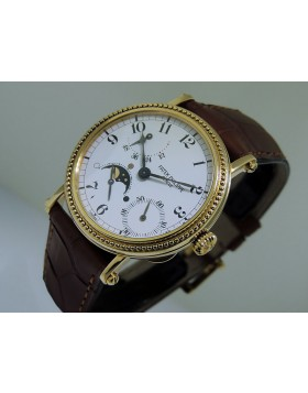 Patek Philippe Moon Phase Power Reserve Yellow Gold 5015J-001 $Priceless