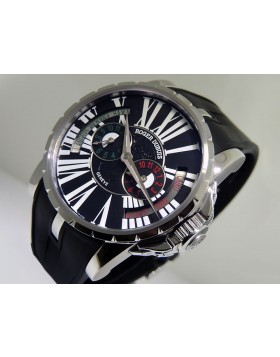 Roger Dubuis Excalibur Triple Time Zone RDDBEX0092