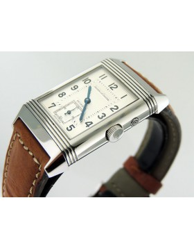 Jaeger-LeCoultre Reverso Duo Double Dial