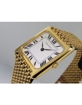 Jaeger-LeCoultre Vintage Yellow Gold Rare and Priceless