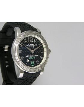 Graham Mercedes GP Time Zone GMT