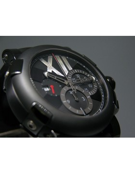 Romain Jerome Titanic DNA Five Black Ceramic Bezel 50mm CH.T.BBBBB.00