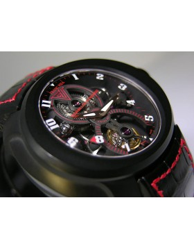 Franc Vila FVi No. 7 Tourbillon Intrepido Superligero Concept