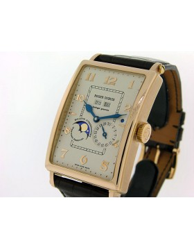"""Roger Dubuis """"Much More"""" Perpetual Calendar Limited Edition 18k Rose Gold M34"""