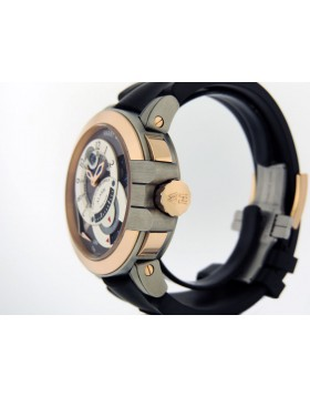 Harry Winston Ocean Collection Excenter Alarm OCEMAL44RZ001