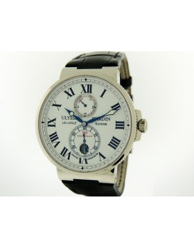 Ulysse Nardin Marine Chronometer Anniversary 160 Platinum