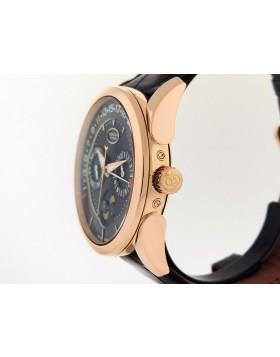 Parmigiani Tonda  Quator  PFC.272-1000-200 18k Rose Gold  40.5mm New Retail $38,900