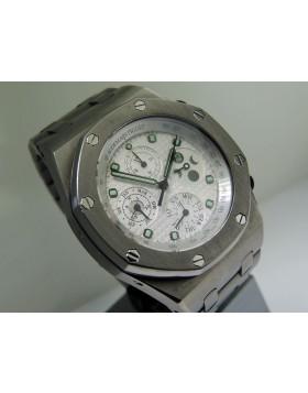 Audemars Piguet Royal Oak Offshore Perpetual Calendar Chronograph Titanium 25854TI.00.150TI.01