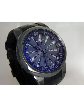 Perrelet Turbine A8001.1 Snake Stealth Gunmetal PVD Limited Edition