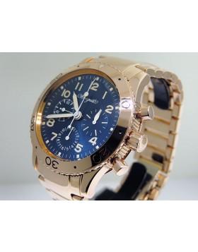 Breguet Aeronavale XX Rose Gold Bracelet 3800