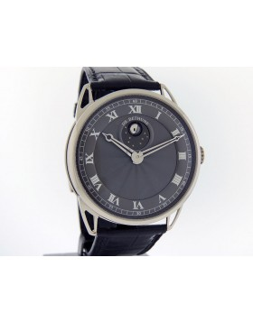 De Bethune DB25L Moon Phase 18K White Gold Limited Edition DB25LWS8V1