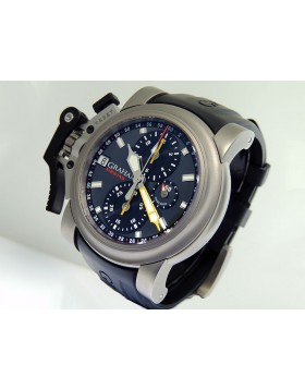 Graham Chronofighter Oversize Diver Airwing Black Carbon 20VKI.B09A.K1