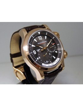 Jaeger-LeCoultre Master Compressor Geographic  Q171.24.40 18k Rose Gold 42mm Retail $30,800