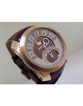 Gerald Genta Gefica Bi-Retro Bronze 6BS.Y.98.330.CB.BO