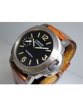 Panerai Officine Luminor Marina  Pam 040 B-Series  Titanium OP6510 44mm LTD Auto Retail Priceless