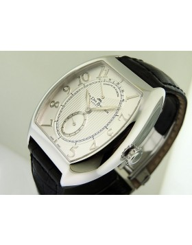 Van Der Bauwede Magnum Cal.50 Reserve de Marche in a beautifully crafted solid 800 Silver