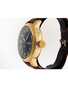 Glashutte Original Senator/Navigator Perpetual Calendar 100-07-07-07-04 18k Rose Gold LTD/100p 44mm $33,400