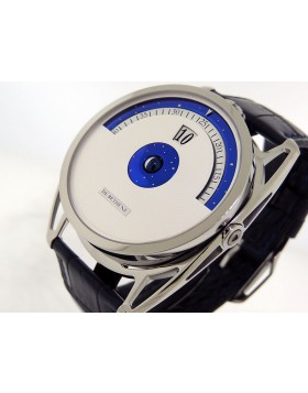 De Bethune DB28DS Digital Jump Hour 3D Moon DB28GSV1AN Titanium 45mm Retail $115,000