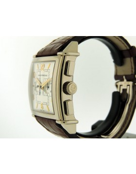 Girard Perregaux Vintage 1945 Chronograph 18k White Gold 25820