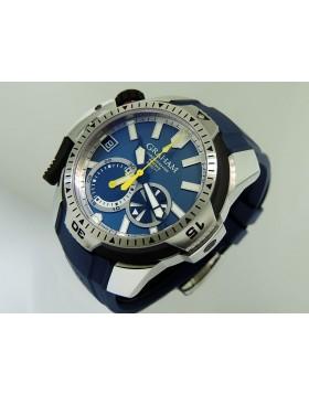 Graham Prodive Blue Chronofighter 2CDAV.U01A-K877F-156
