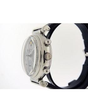 IWC DaVinci Rattrapante Perpetual Calendar Split Seconds Date IW3751 Platinum Retail $55,000