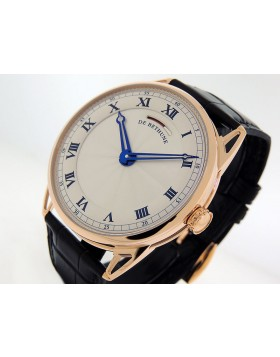 De Bethune Reserve de Marche DB25 DB RS1 18k Rose Gold  40mm LTD/100p Retail $65,000
