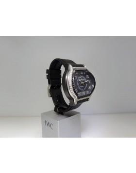 "DeLaCour The City Ego Classic ""Factory"" VVS-1 Diamond Bezel WAST2410-1234 Retail $30,200"