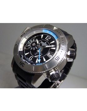 Jaeger-LeCoultre Master Compressor Diving Geographic  159.T.39 Titanium 46mm Retail $26000