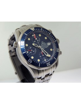 Omega Seamaster Diver Chronograph Titanium 2298.80.00