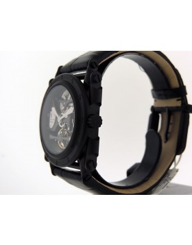 Manufacture Royale Androgyne Tourbillon Full Black