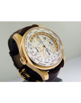 Girard Perregaux WWTC Chronograph Rose Gold 49805-52-151-BACA