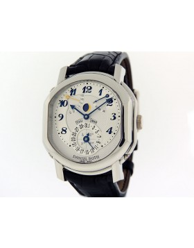 Daniel Roth  Perpetual Calendar Time Equation 121.Y.70-16291 Platinum LTD Retail $130,600