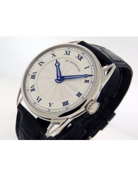 De Bethune Classic DB25 DB25SVWS1 18k White Gold Retail $60,000
