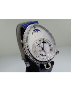 Breguet Reine de Naples  White Gold & diamonds 8908 BB/52/864.DOOD