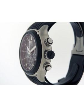 Ebel 1911 BTR Chronograph 137 Titanium 1215788 Rubber Strap Sporty Retail $7,900