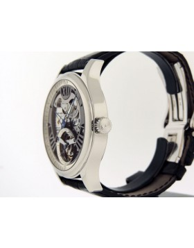 """Chopard LUC Tourbillon Skeleton Platinum """"LUC Quattro Tourbillon Skeleton Tech Twist"""" 16/91901 Limited Edition"""