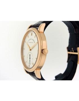 A.Lange & Sohne Grosse Saxonia Automatik 307.032 18k Rose Gold Retail $22,900