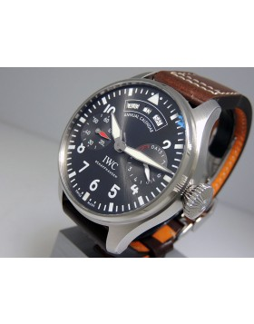 IWC Big Pilot's Watch Annual Calendar Spitfire IW502702 retail $19,000