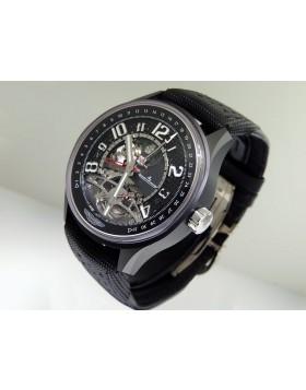 Jaeger-LeCoultre Amvox 3 Tourbillon GMT Ceramic & Platinum Q193K450