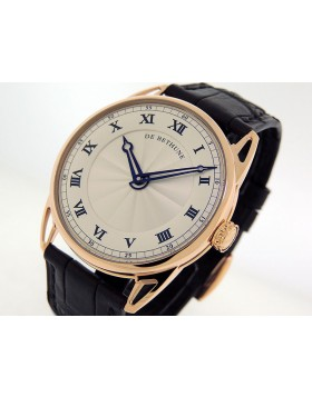 De Bethune DB25 Classic DB25 SVARS1 in 18k Rose Gold 40mm Retail $60,000
