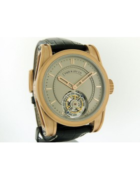 Pier & Lev Macho Evolution Tourbillon Rose Gold PLME1601 Limited Edition 1 of 8
