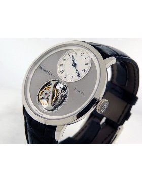 Arnold & Son UTTE Tourbillon 1UTAG.S04A Ultra Thin Escapement Palladium Limited 50 pieces $64,200